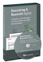 Bauantrag und Baurecht digital.