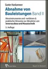 Abnahme von Bauleistungen - Band 2