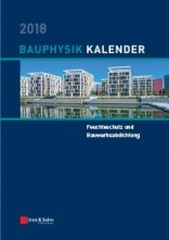 Bauphysik-Kalender 2018