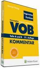 VOB, Teile A und B- Kommentar auf DVD