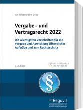 Vergabe- und Vertragsrecht 2022.