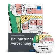 Baunutzungsverordnung 2021. Plus CD-ROM!