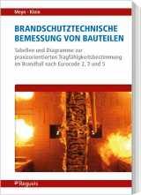 Brandschutztechnische Bemessung von Bauteilen.