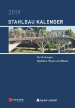 Stahlbau-Kalender 2019. ABO-Version