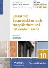 Bauen mit Bauprodukten nach europäischem und nationalem Recht