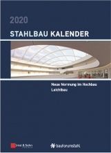 Stahlbau-Kalender 2020