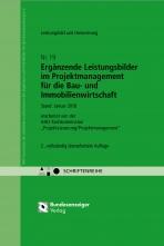 Ergänzende Leistungsbilder im Projektmanagement für die Bau- und Immobilienwirtschaft.