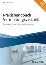 Praxishandbuch Vermietungsvertrieb. Mit digitalen Extras!