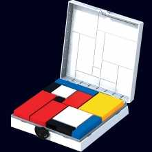 Mondrian Blocks.